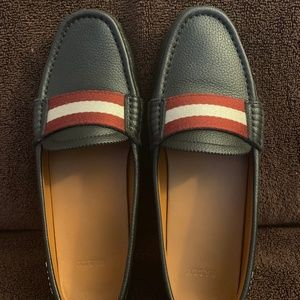 BALLY Driving Loafer - Size 7 Excellent Condition